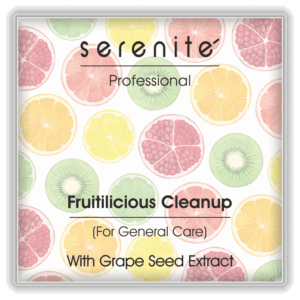 Clean-up Fruitilicious