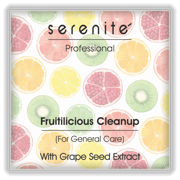 clean up kit Fruitilicious