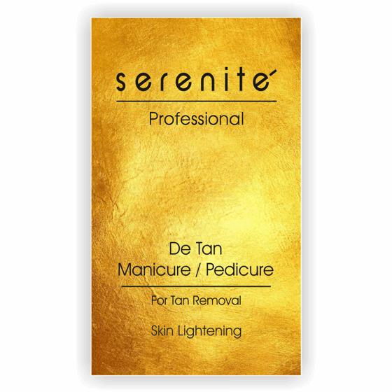 De Tan Manicure / Pedicure kit for professionals