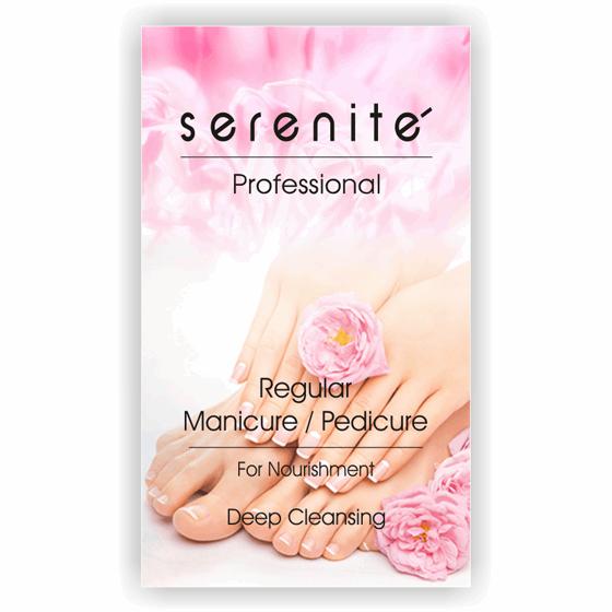 Manicure/ Pedicure
