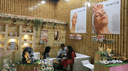 top professional beauty products in India